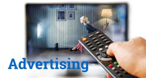 advertising tv
