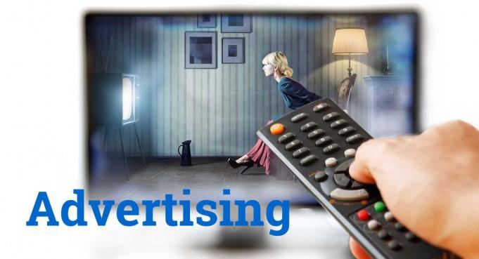 advertising tv