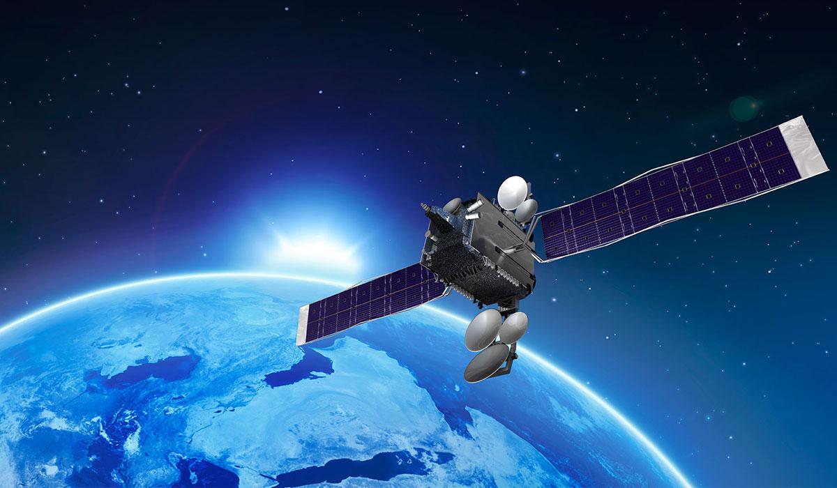 project report on satellite communication pdf