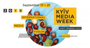 KYIV MEDIA WEEK 2018