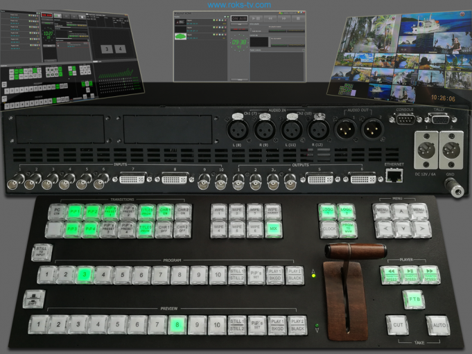 Switcher SW Console